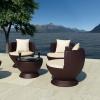 Succisa kávézó szett 3. (2db fotel+1db asztal)