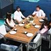 Hyacinth 8 személyes étkezőgatnitúra