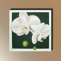 57. - White Flowers -
