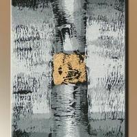 Absztrakt festmény 20. -