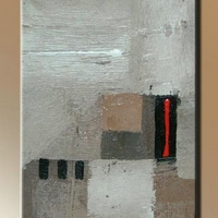 Absztrakt festmény 21. -