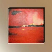 Absztrakt festmény 31. -