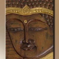 Fa kép Buddha 05. -