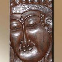 Fa kép Buddha 07. 40x60cm -