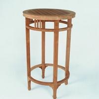 Banteng bárasztal -