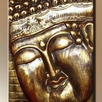 Fa kép Buddha 10. -
