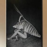 Figurális festmény 01. -