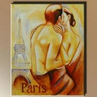 Figurális festmény 04. -