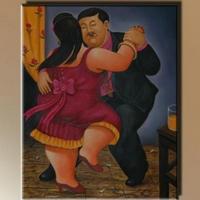 Figurális festmény 17. -