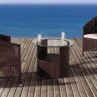 Tioman kávézó szett - Kerti bútor