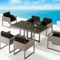 Isatis étkezőgarnitúra - Kerti bútor