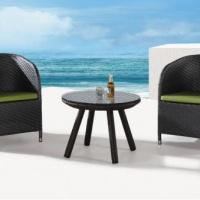 Pine kávézó szett - Kerti bútor