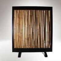 Bambuszos Térelválasztó -