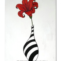 05. - Absztrakt Virág -