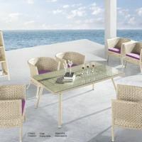 Bulbine étkezőgarnitúra - Kerti bútor