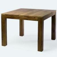 Design étkezőasztal teakfa 4 méretben -