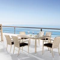 Albuca  étkezőgarnitúra - Kerti bútor