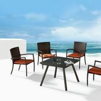 Luzon étkezőgarnitúra - Kerti bútor