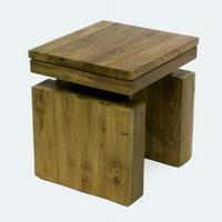 Design ülőke teakfa -