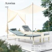 Azorina napozó/pihenőágy 2. - Kerti bútor