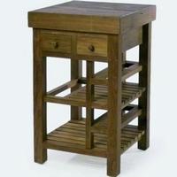 Design konyhai szekrény teakfa -