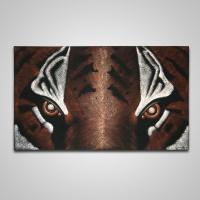 Festmény tigris szemek óriás -