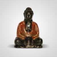 Szobor műgyanta Buddha nagy 30 cm -
