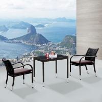 Fatsia étkezőgarnitúra 1. (4db székkel!) - Kerti bútor