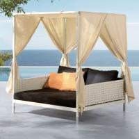 Taco pihenőágy tetővel - Kerti bútor