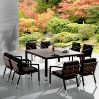 Tundra étkezőgarnitúra - Kerti bútor