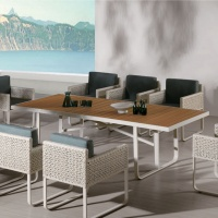 Orlando étkezőgarnitúra - Kerti bútor