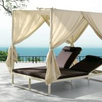 Orlando pihenőágy tetővel - Kerti bútor