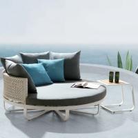 Orlando pihenőágy kör 2 személyes - Kerti bútor