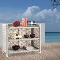Sorbaria polcos szekrény - Kerti bútor