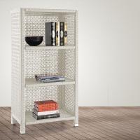 Trapa polcos magas szekrény  - Kerti bútor