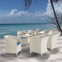 Tioman étkezőgarnitúra 6 személyes 3. - Kerti bútor