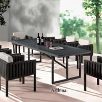 Garnet étkezőgarnitúra 8 személyes - Kerti bútor