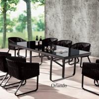Apricot 8 személyes  étkezőgarnitúra  - Kerti bútor