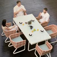 Opal étkezőgarnitúra 6 személyes - Kerti bútor