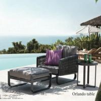 Haiti kávézó szett - Kerti bútor