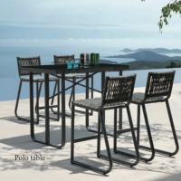 Haiti Bárszett - Kerti bútor