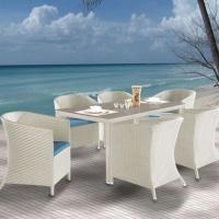 Tioman étkezőgarnitúra 4 személyes  - Kerti bútor