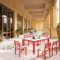 Hyacinth 6 személyes étkezőgarnitúra 2.  - Kerti bútor