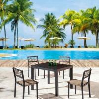 Hyacinth 4 személyes étkezőgarnitúra 2.  - Kerti bútor