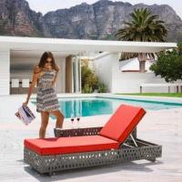 Florence napozóágy  - Kerti bútor
