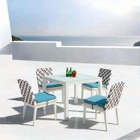 Florence 4 személyes étkezőgarnitúra  - Kerti bútor