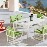 Amber 6 személyes étkezőgarnitúra  - Kerti bútor