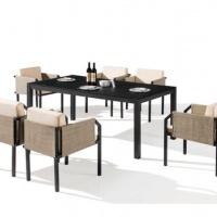 Barite 6 személyes étkezőgarnúra 3.  - Kerti bútor