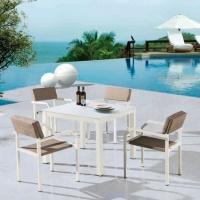 Barite 4 személyes étkezőgarnitúra 1.  - Kerti bútor