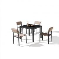 Barite 4 személyes étkezőgarnitúra 2.  - Kerti bútor